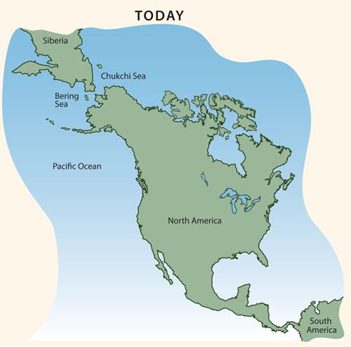 paleoindian map pueblo indian history for kids