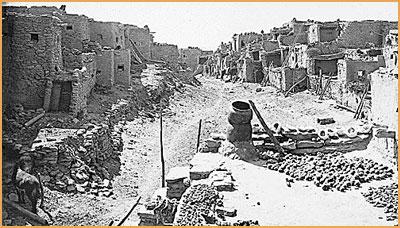 Timeline   Pueblo Indian History for Kids
