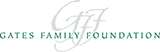 Gates Family Foundation logo