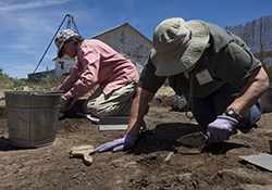 Haynie Site Yields Clues to Ancient Pueblo Life