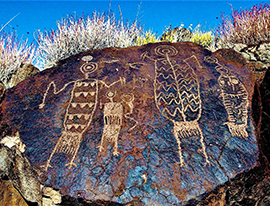 cosos rock art