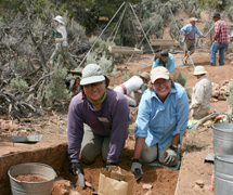 Reports for Phase I: Goodman Point Pueblo Excavations
