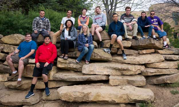 College Field School class of 2017