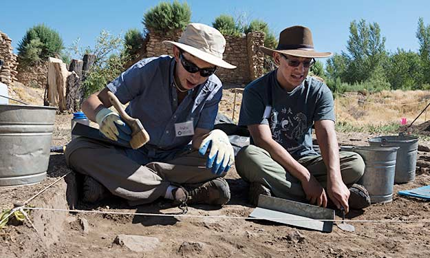 Archaeological digs for teens summer
