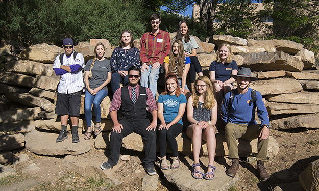 College Field School class of 2018