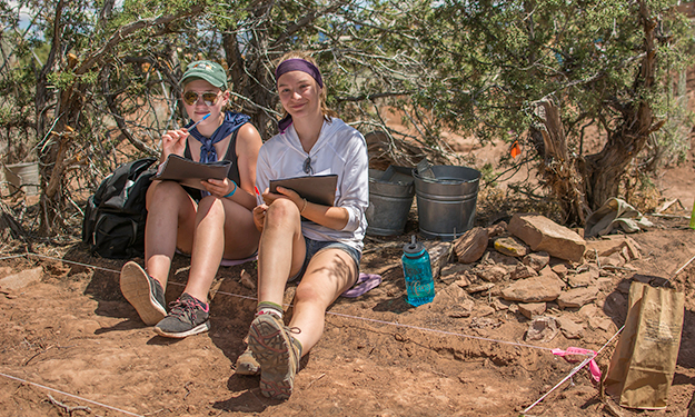 High School Archaeology Camp