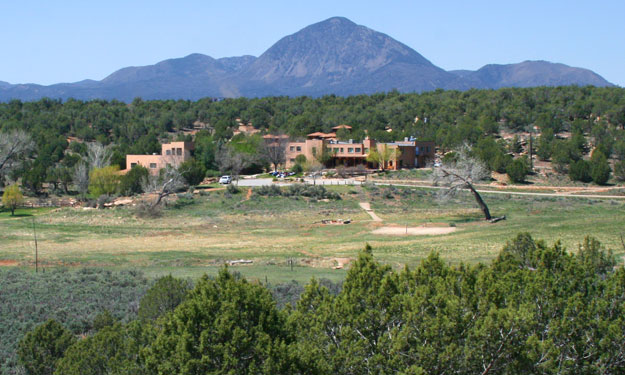 The Crow Canyon campus