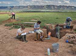 Crow Canyon archaeology tour