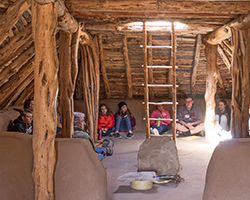 Pithouse Learning Center at Crow Canyon