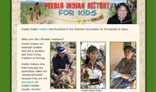 pueblo history for kids