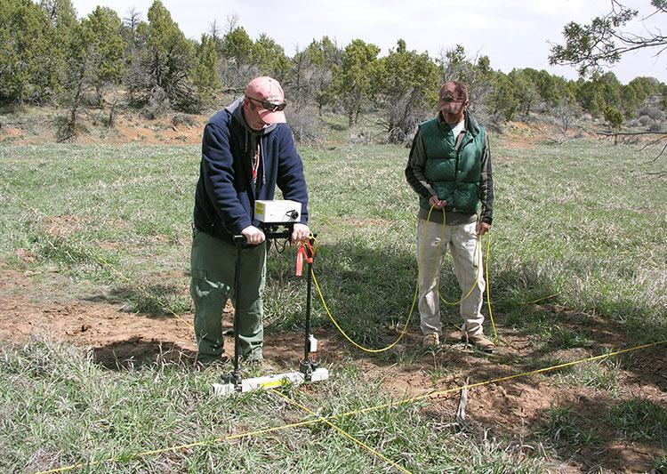 Magnetometry, Ground-Penetrating Radar & Electrical