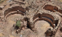 Drone's-Eye View Helps Archaeologists Plan Excavation