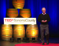 Research Institute Head Speaks at TEDx