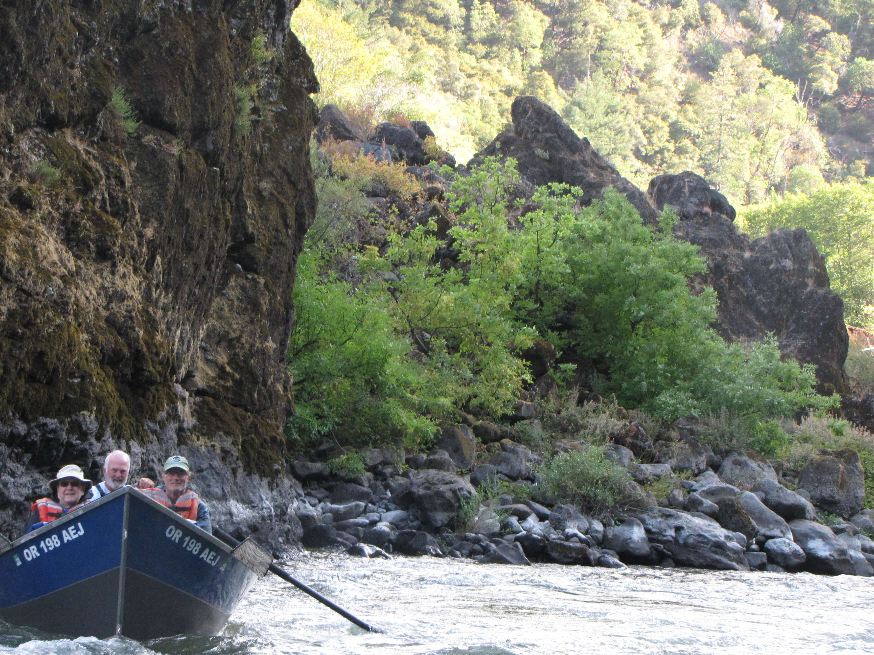 Going Rogue: Rogue River Adventure and Coastal Cultures