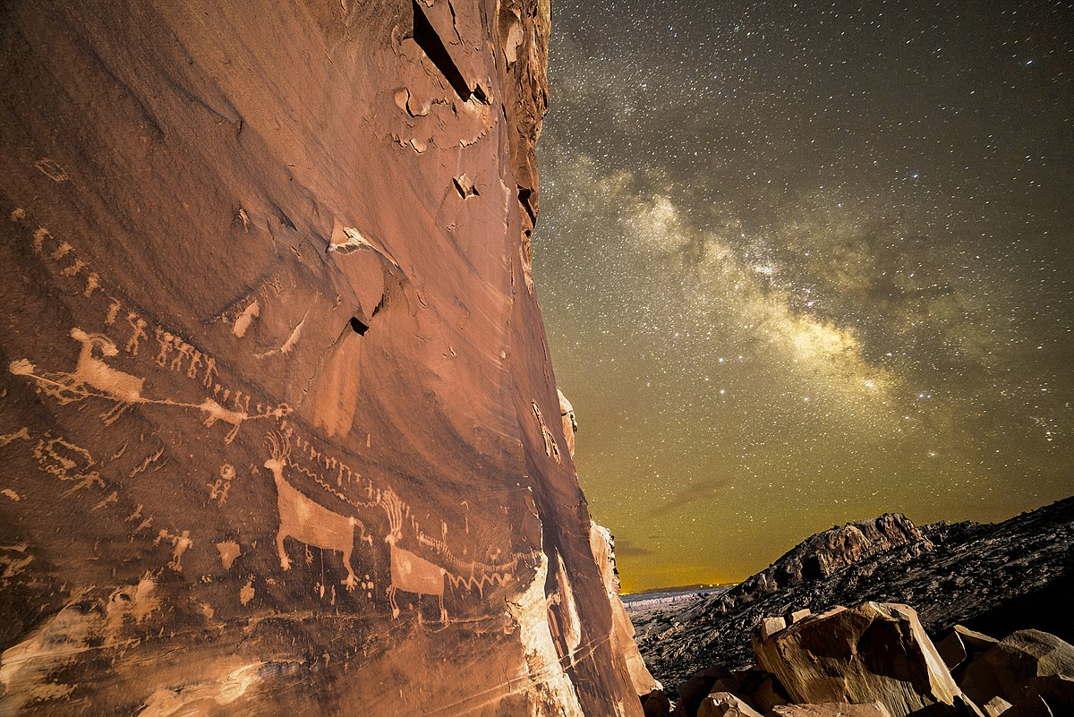 Wet Behind The Bears Ears: Backcountry Archaeology