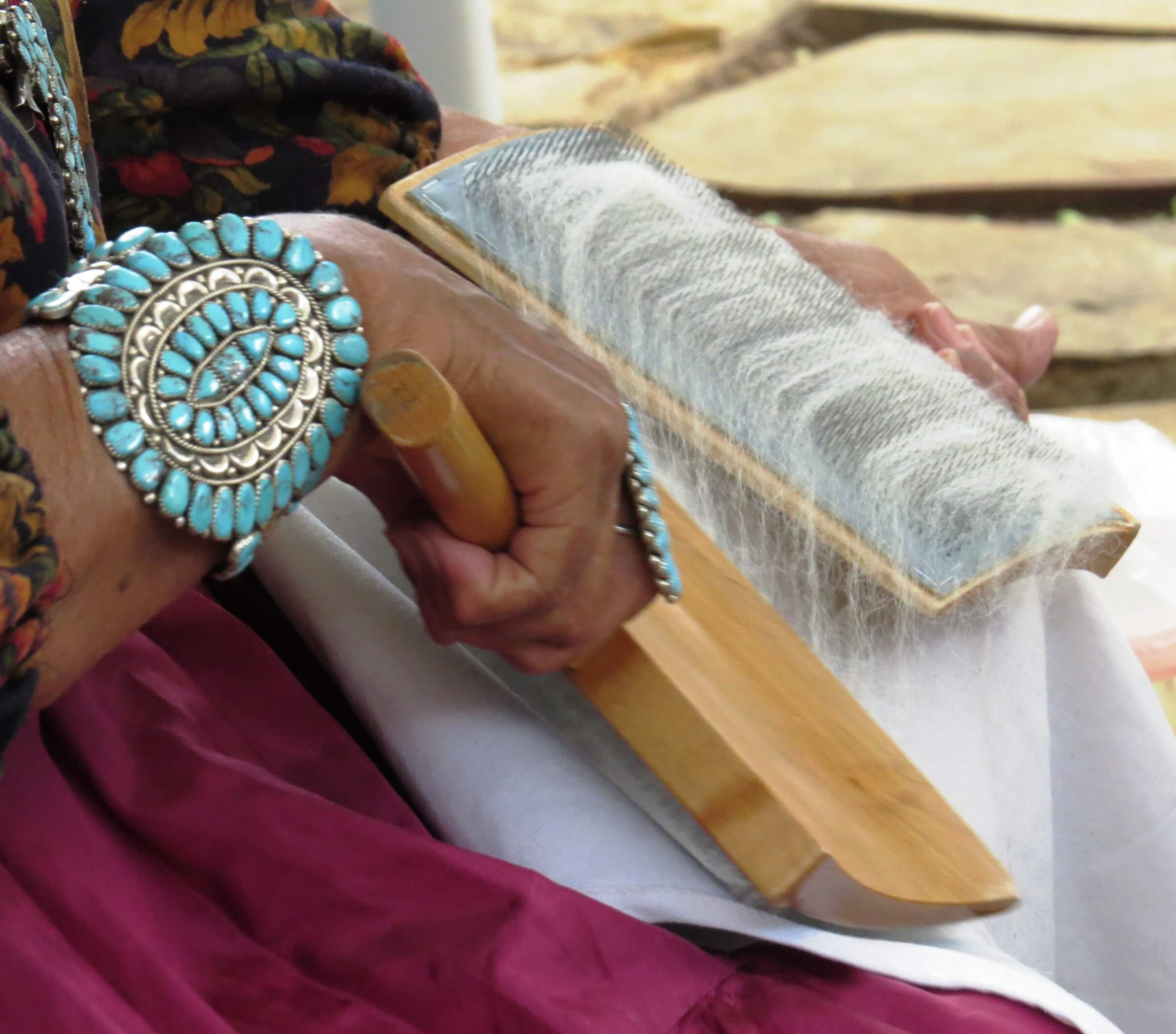 Turquoise Trails: Southwest Indian Arts